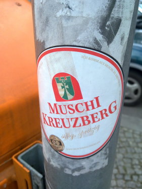 Muschi Kreuzberg