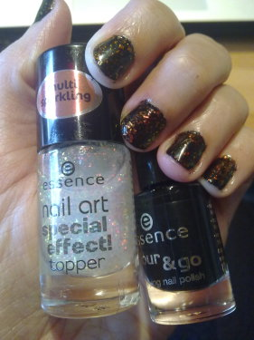 NOTD: Black Night in Vegas