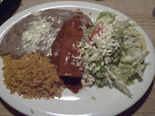 Mexikanisch in Slidell, USA