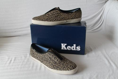 Keds Leopard
