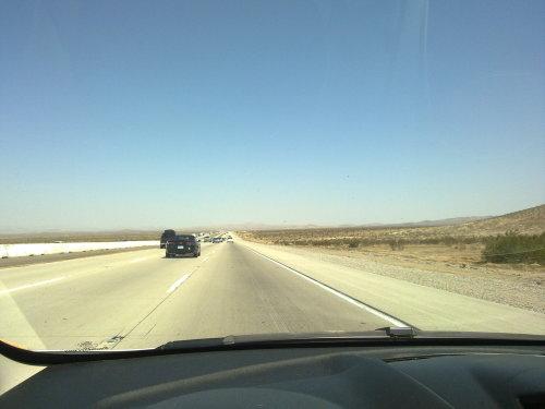 Mojave Wüste Kalifornien