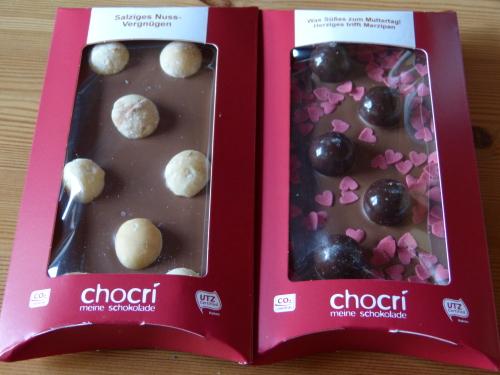 Chocri Schokolade