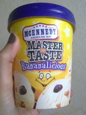 Master Taste Bananalicious