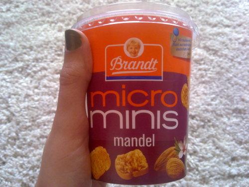 Brandt Micro Minis Mandel