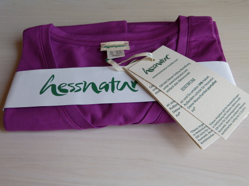 Hessnatur Stärkstes Shirt