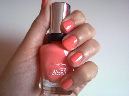 NOTD: Sally Hansen