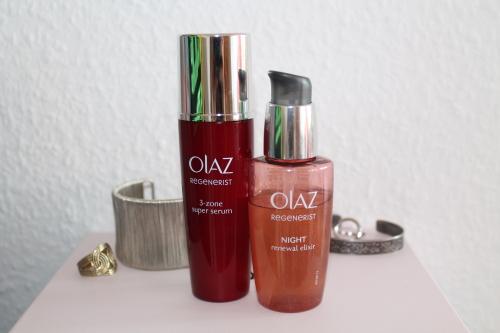 Oil of Olaz Regenerist