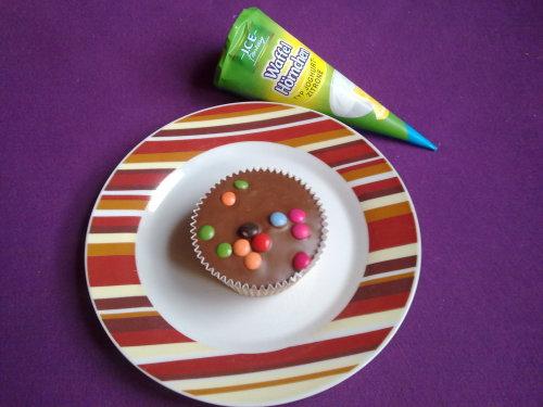 Cupcake & Eis