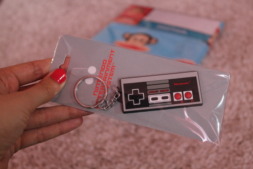 Nintendo Schlüsselanhänger