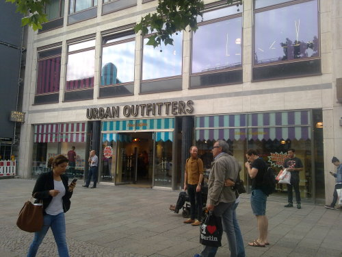 Urban Outfitters Berlin