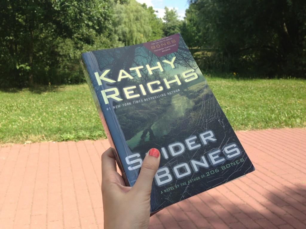 Kathy Reichs Spider Bones