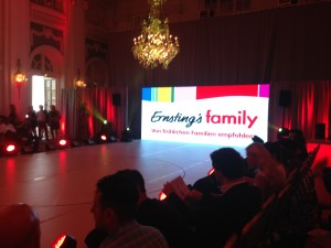 Ernsting's Family Fashionshow 2013