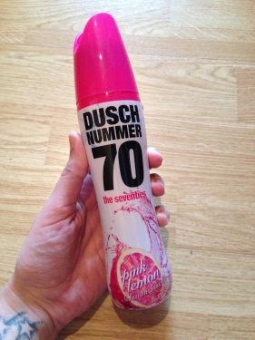 Duschnummer 70