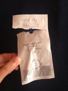 Alcina Haarspitzen-Relax