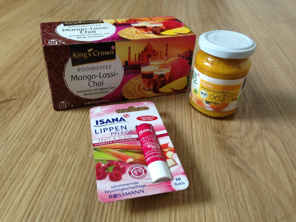 Rossmann Mini Haul