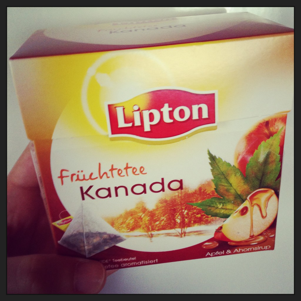 Lipton Früchtetee Kanada