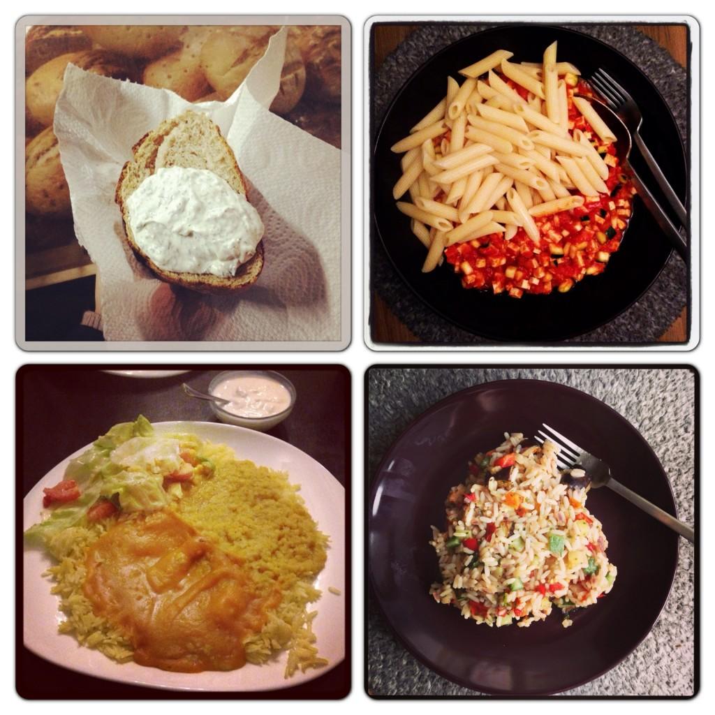 Essen Oktober