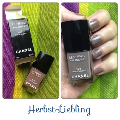 Chanel 505 Particuliere