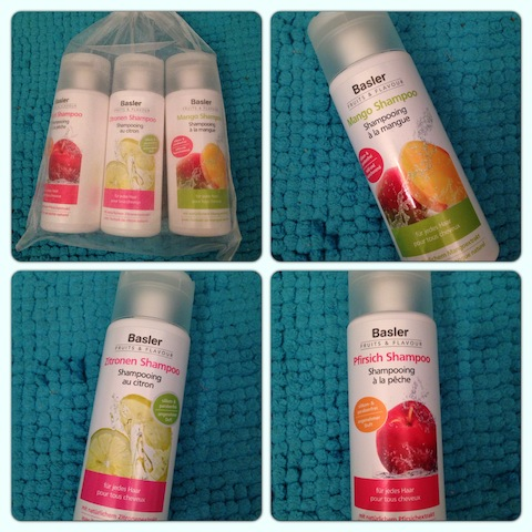 Basler Fruchtshampoo-Set