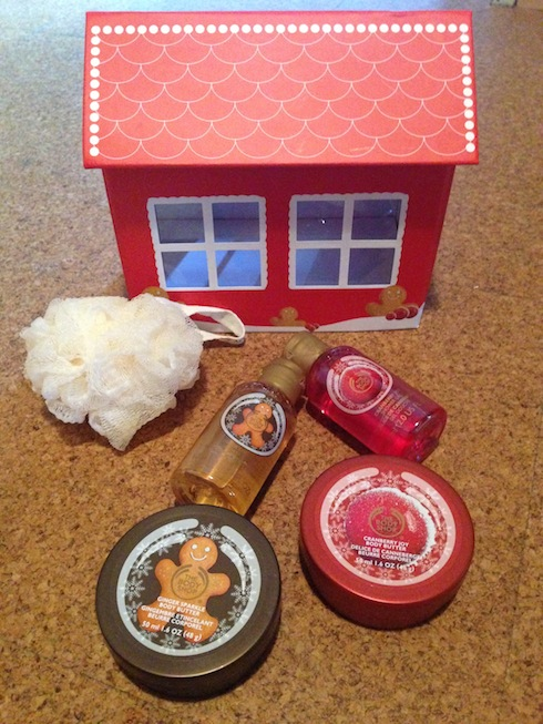The Body Shop Weihnachtsedition SALE
