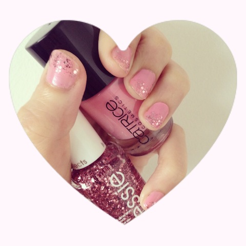 Be my valentine Naildesign