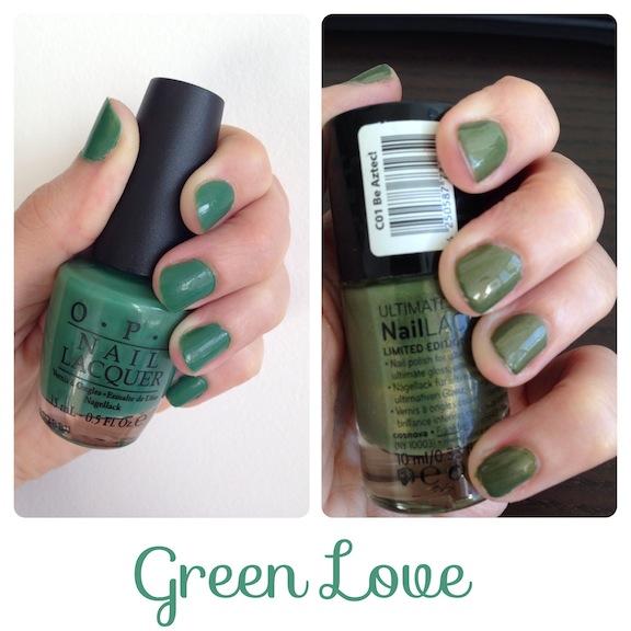 NOTD Green Love