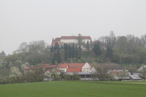 Tannenburg bei Halden