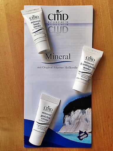 CMD Naturkosmetik Mineral Rügener Heilkreide