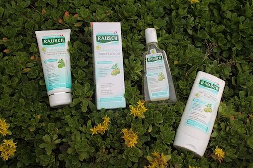 Rausch Produkte für irritierte, hochsensible Haut