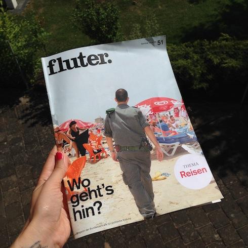 Fluter Magazin