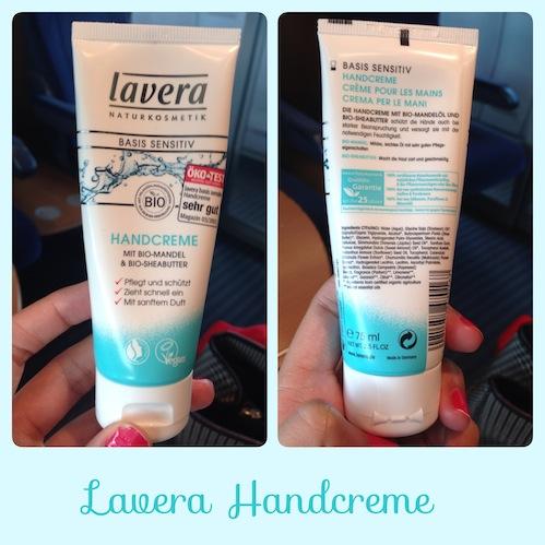 Lavera Handcreme
