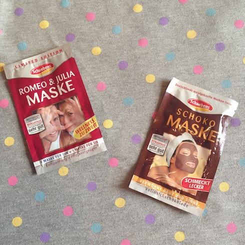 Gesichtsmasken Schaebens