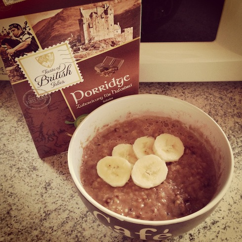 Instant Porridge