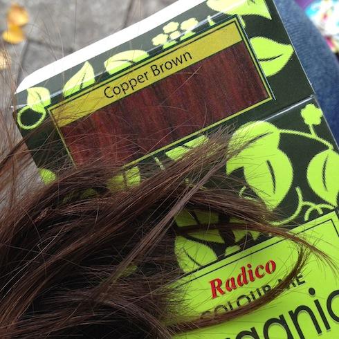 Radico Haarfarbe