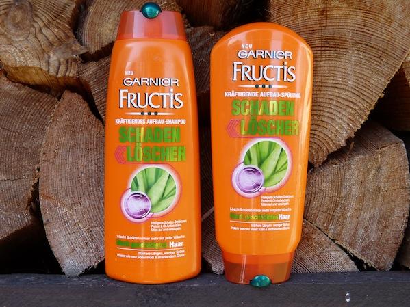 Schaden Löscher Garnier Fructis