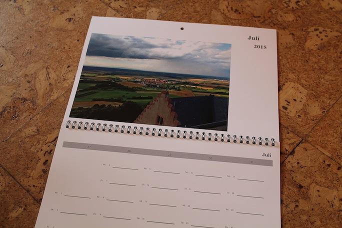 Fotokalender Pixum 2015