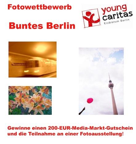 Mach mit fotowettbewerb der youngcaritas berlin