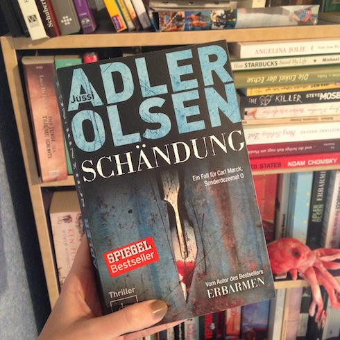 Schändung Jussi Adler-Olsen