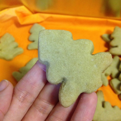 Matcha Kekse