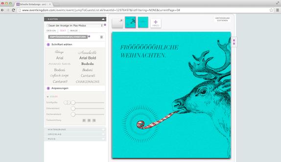 Last minute weihnachtskarten online erstellen leonas for Weihnachtskarten erstellen