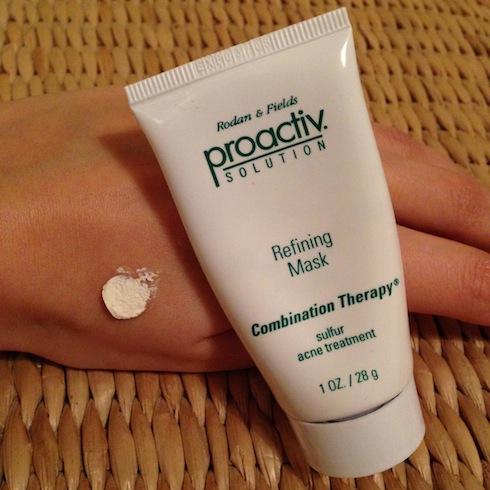 Pro-Activ Gesichtsmaske