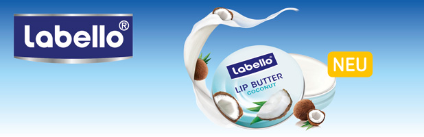 Lip Butter Labello Coconut