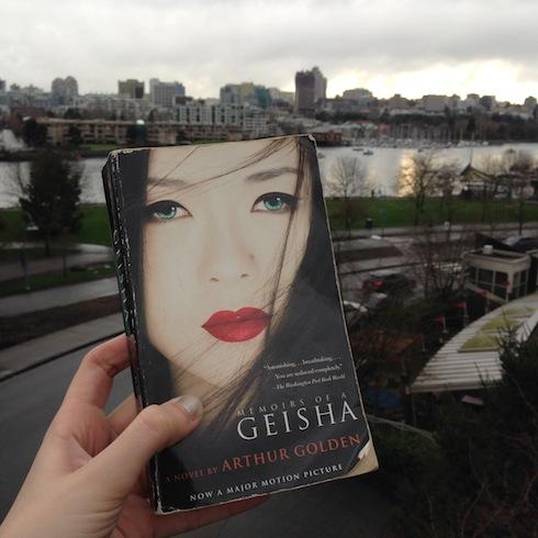 Die Geisha Arthur Golden