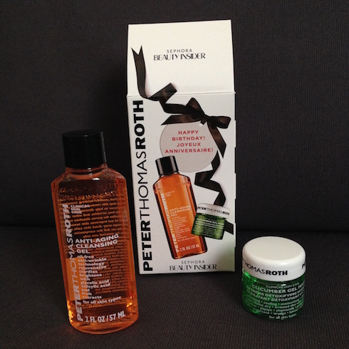 Sephora Beauty Insider Peter Thomas Roth