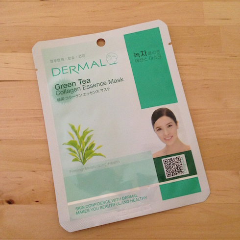 Green Tea Mask Dermal