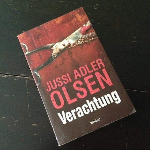 Verachtung Jussi Adler Olsen