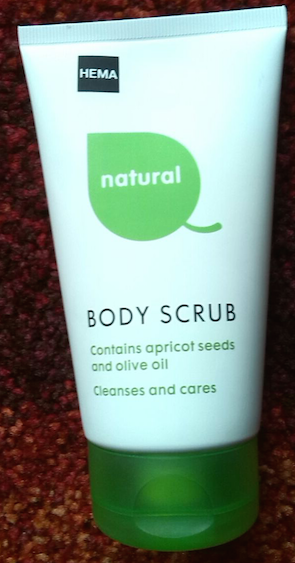 body scrub hema