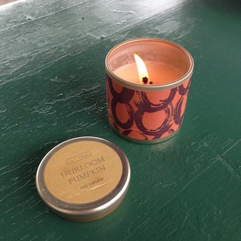 Heirloom Pumpkin Soy Candle Illume