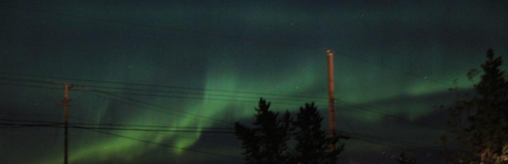 Aurora Borealis Yellowknife