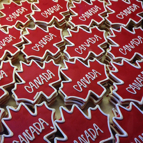 Obama Cookie Ottawa